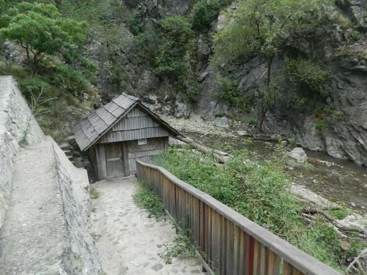 Moară Valea Almăjului