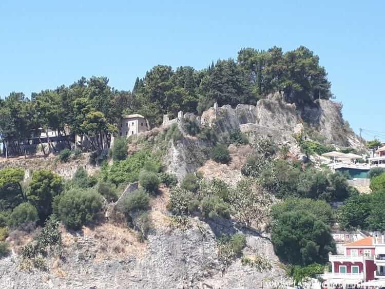 Castel Parga