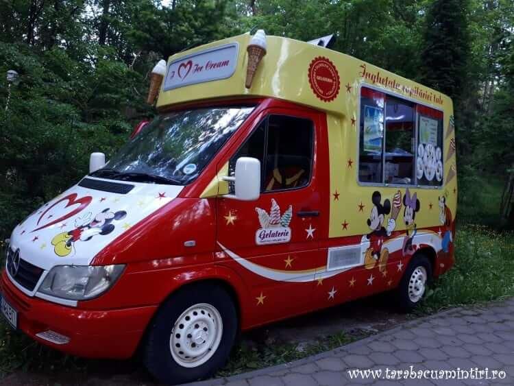 Ice Cream Vatra Dornei