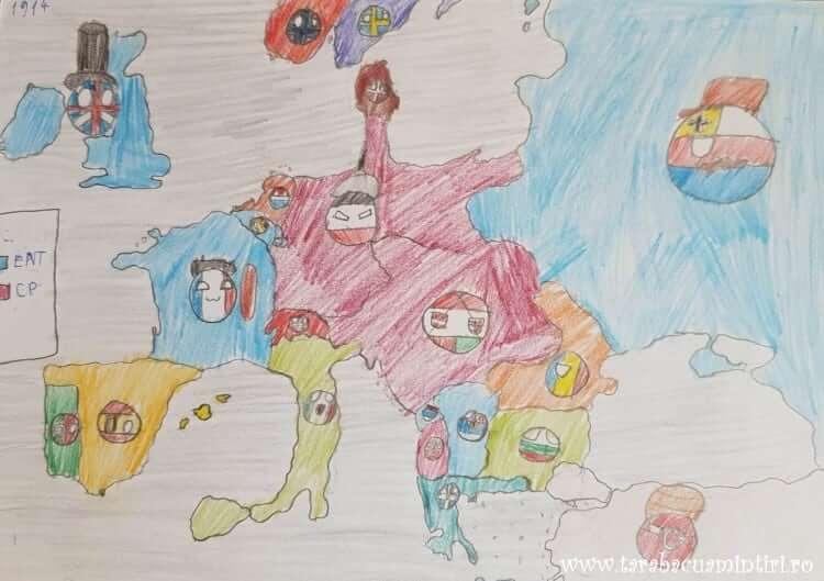 Lumea prin ochii copiilor