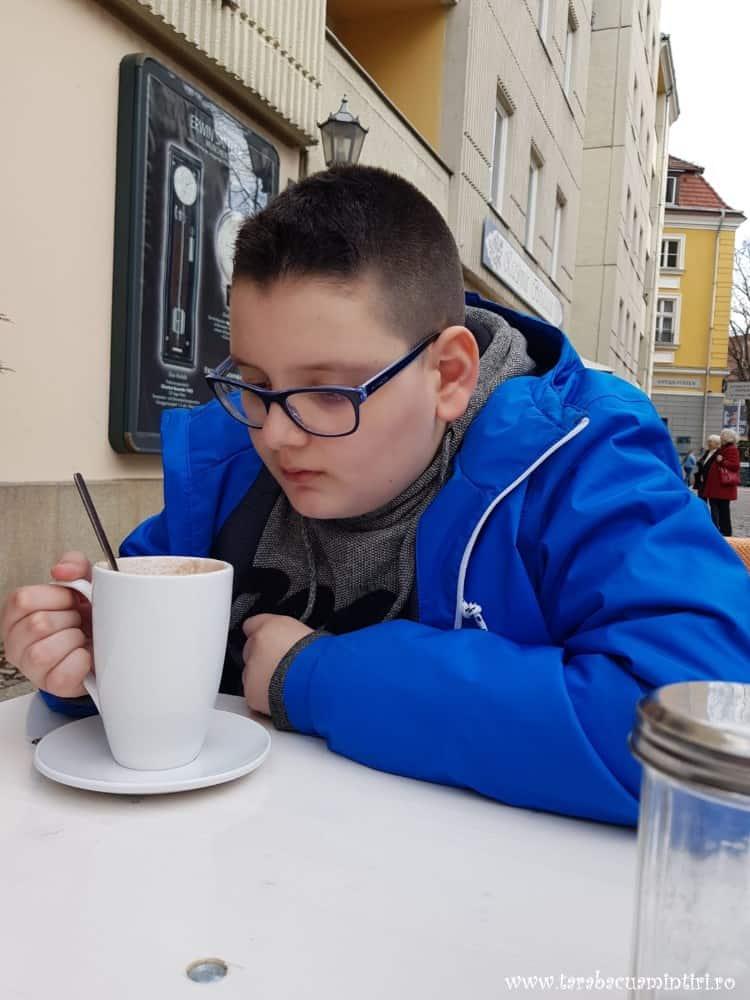 Ciocolată caldă de Berlin