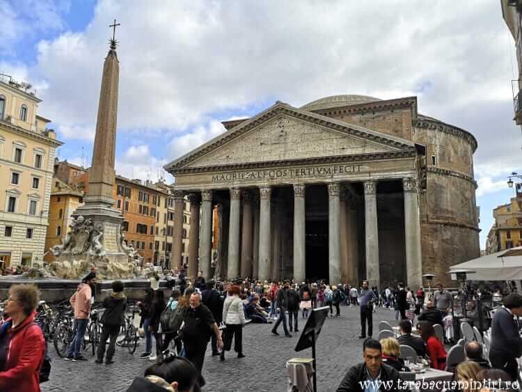 Pantheon Vacanță Roma