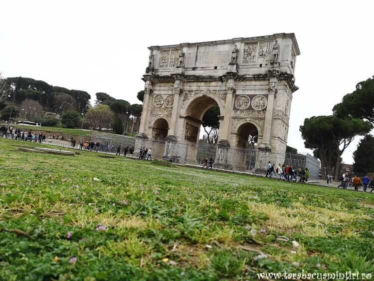 Arhitectură Vacanță Roma
