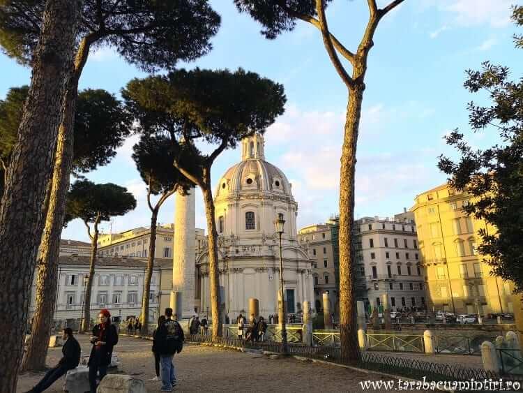 Panoramic Vacanță Roma