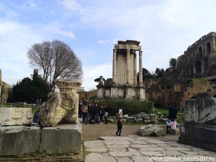 Vacanță Roma