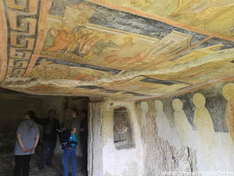 Bisericile rupestre Ivanovo
