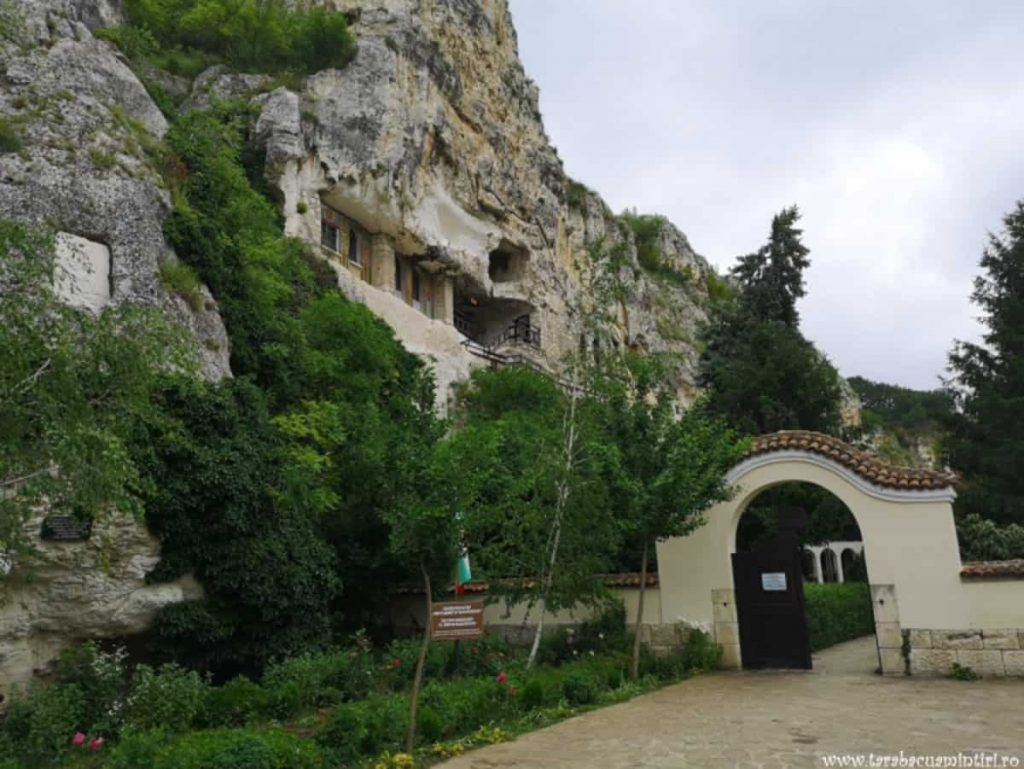 Mănăstire Basarbovo