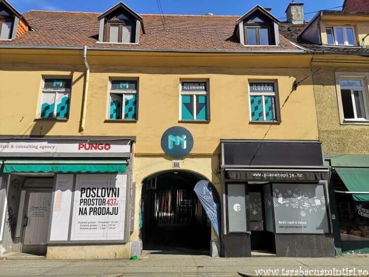 Muzeul iluziilor Zagreb