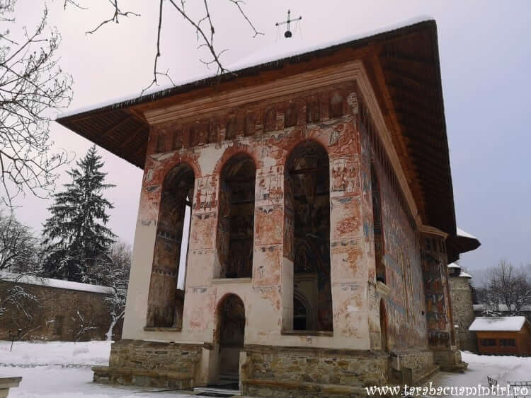 Mănăstirea Moldovița