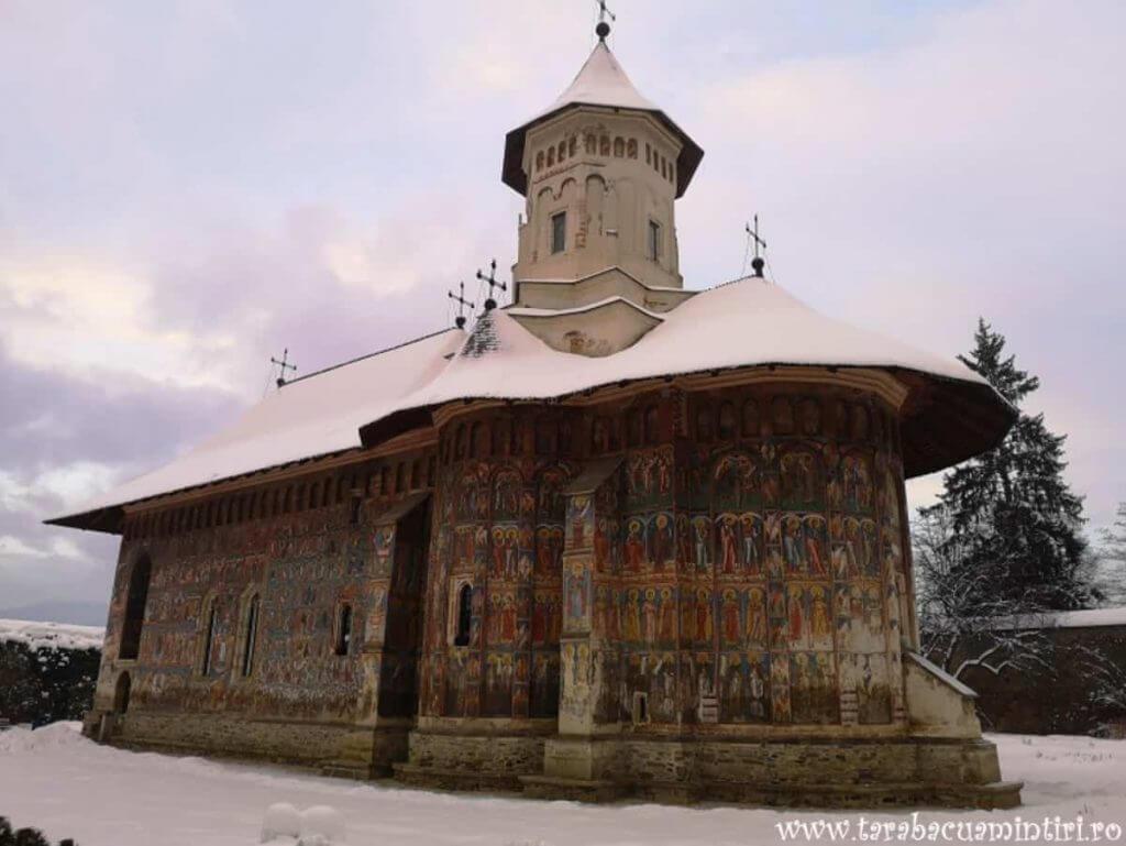 Mănăstrirea Moldovița