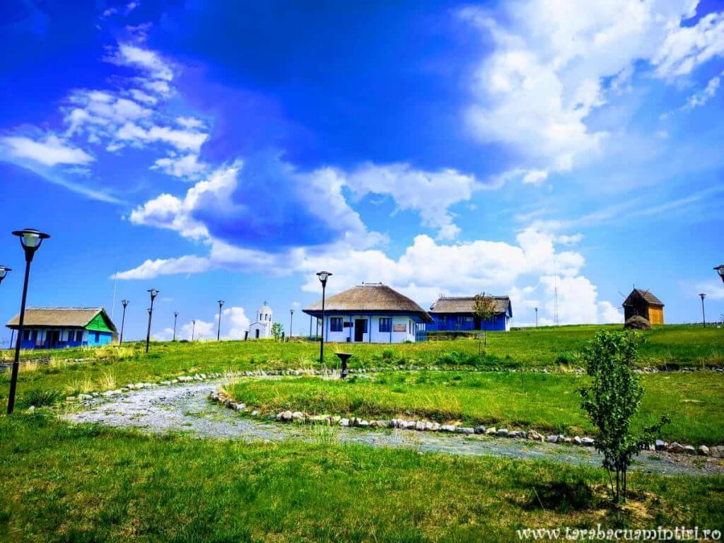 Satul Pescăresc Tradițional Tulcea