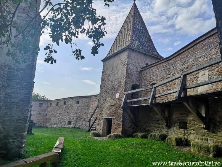 bisericile fortificate - Alma Vii