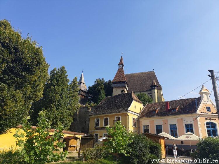 bisericile fortificate