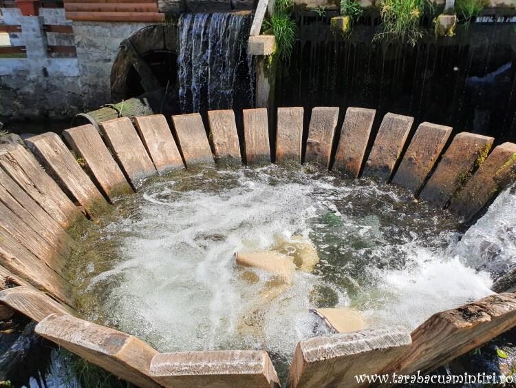 Moara de apă Bologa