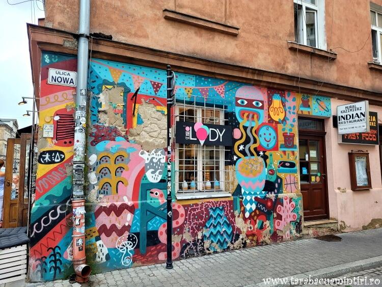 Districtul Kazimierz din Cracovia